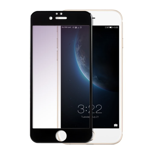 Original KKmoon Preminum Full Screen Protection Tempered Glass Screen Protector Film Cover 9H Hardness Purple Light Ultrathin High Transparency Anti-scratch Anti-dust Eye-care for iPhone 6 6S 4.7inchPhone Protection Accessories<br>Original KKmoon Preminum Full Screen Protection Tempered Glass Screen Protector Film Cover 9H Hardness Purple Light Ultrathin High Transparency Anti-scratch Anti-dust Eye-care for iPhone 6 6S 4.7inch<br><br>Blade Length: 17.0cm