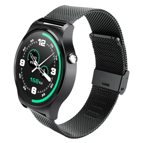 GW01 Smart Watch 1.3inch Full Round IPS