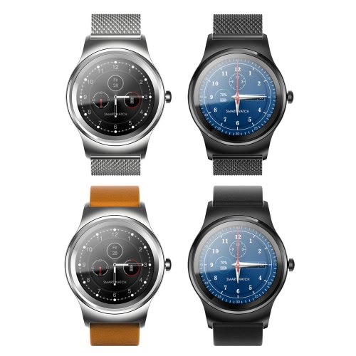 SAM-R Full Round Screen Smart Watch 1.3inch