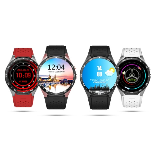 Kingwear KW88 3G Smartwatch Phone 1.39 inch