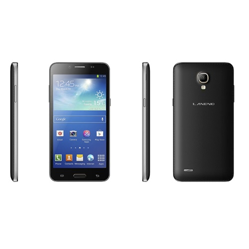 Landvo L800S Smartphone Android 4.4 MTK6582 Quad Core 1.2GHz 5 IPS Capacitive Screen  1GB/4GB   WCDMA 3G 5MP/0.3MP Camera Bluetooth GPS BlackLandvo L800S Smartphone Android 4.4 MTK6582 Quad Core 1.2GHz 5 IPS Capacitive Screen  1GB/4GB   WCDMA 3G 5MP/0.3MP Camera Bluetooth GPS Black<br><br>Blade Length: 13.9cm
