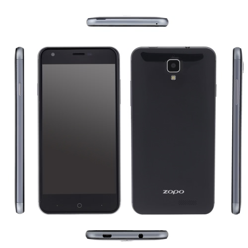 Buy ZOPO ZP530 4G FDD-LTE 5.0 inch 1280*720 Android OS 4.4 Cell Phones MTK6732 Quad Core 1GB 8GB 8MP+5MP Dual SIM