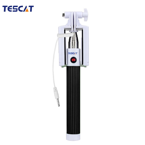 TESCAT TS900 Wire Shaft Telescoping Extending Selfie Monopod Stick Holder Remote Button with Clip 8-36 for iPhone 4S 5 5S 5C 6 6 Plus with iOS 4 or above for Samsung S6 S6 edge Sony Xiaomi 1 2 4 HTC Smartphone with Android 4.2 or above Own Removable Wide Angle Mirror Fashionable Stable Safe High Efficiency Antiskid Flexible Perspective DurablePhone Selfie Accessories<br>TESCAT TS900 Wire Shaft Telescoping Extending Selfie Monopod Stick Holder Remote Button with Clip 8-36 for iPhone 4S 5 5S 5C 6 6 Plus with iOS 4 or above for Samsung S6 S6 edge Sony Xiaomi 1 2 4 HTC Smartphone with Android 4.2 or above Own Removable Wide Angle Mirror Fashionable Stable Safe High Efficiency Antiskid Flexible Perspective Durable<br><br>Blade Length: 24.0cm
