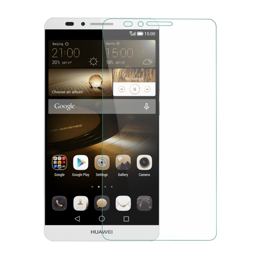Link Dream 0.33mm 2.5D Premium Tempered Glass Film Screen Protector Toughened Protective Film for Huawei Ascend Mate 7