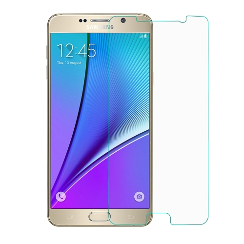 Link Dream 0.33mm 2.5D Premium Tempered Glass Film Screen Protector Toughened Protective Film for Samsung Galaxy Note 5