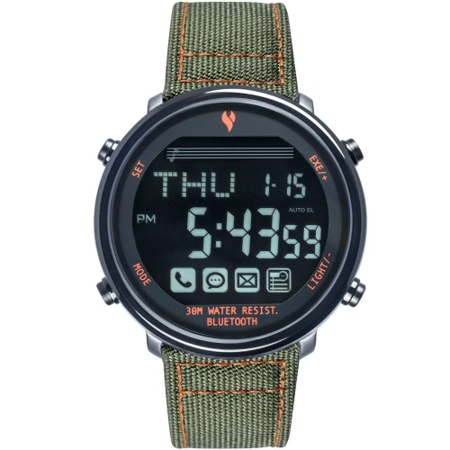 Youngs PS1600 Bluetooth 4.0 Smart Watch 30M Water Resistant 365 Days Standby for iPhone IOS 6.0 Android 4.3   Bluetooth 4.0 Above Smartphone Call Notice Find Phone SOS Bluetooth PicturesSmart Equipments&amp;Accessories<br>Youngs PS1600 Bluetooth 4.0 Smart Watch 30M Water Resistant 365 Days Standby for iPhone IOS 6.0 Android 4.3   Bluetooth 4.0 Above Smartphone Call Notice Find Phone SOS Bluetooth Pictures<br><br>Blade Length: 11.5cm