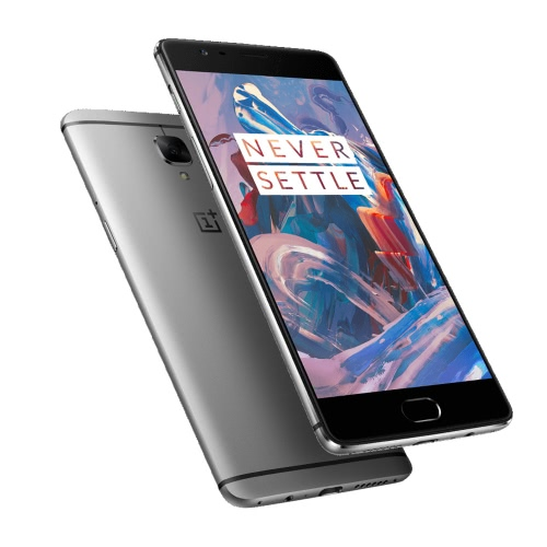 OnePlus 3 4G Smartphone Qualcomm Snapdragon 820