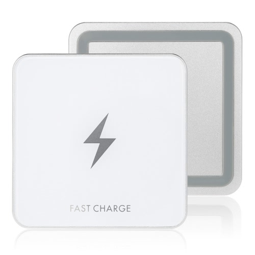 Buy Qi Fast Charge Wireless Charger 10W Quick Charging Pad Samsung Galaxy S7 Edge S6 Plus Note 5 LG G3 G2 Google Nexus 4 6 7 Nokia 920 Qi-enabled Devices