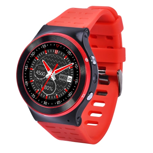 ZGPAX S99 Hear Rate Sport Smart Watch MTK6580M 3G WCDMA 2G GSM 1.33 360*360px Capacitive Touch Round Screen Android 5.1 OS 512MB RAM+ 8GB ROM 2MP Camera MP3 MP4 WiFi GPS Bluetooth 4.0 for iPhone 6 Plus 6S Plus Samsung S7 edge HTC Smartphone Stylish Design Simple OS Text Dial Phone Book Synchronous Incoming Call Pedometer Remote CameraSmart Equipments&amp;Accessories<br>ZGPAX S99 Hear Rate Sport Smart Watch MTK6580M 3G WCDMA 2G GSM 1.33 360*360px Capacitive Touch Round Screen Android 5.1 OS 512MB RAM+ 8GB ROM 2MP Camera MP3 MP4 WiFi GPS Bluetooth 4.0 for iPhone 6 Plus 6S Plus Samsung S7 edge HTC Smartphone Stylish Design Simple OS Text Dial Phone Book Synchronous Incoming Call Pedometer Remote Camera<br><br>Blade Length: 10.0cm