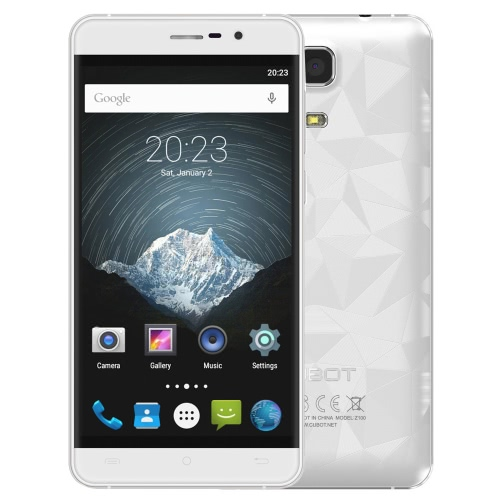 CUBOT Z100 PRO 4G FDD-LTE Smartphone 5.0inch IPS Capacitive Touch Screen 1280*720pixels Metal Frame MTK6735 Quad-Core 1.0GHz CPU Android 5.1 OS 3GB RAM 16GB ROM 5.0MP+13.0MP Dual Camera 2450mAh Battery Dual Sim Card OTG Bluetooth WiFi GPSCubot<br>CUBOT Z100 PRO 4G FDD-LTE Smartphone 5.0inch IPS Capacitive Touch Screen 1280*720pixels Metal Frame MTK6735 Quad-Core 1.0GHz CPU Android 5.1 OS 3GB RAM 16GB ROM 5.0MP+13.0MP Dual Camera 2450mAh Battery Dual Sim Card OTG Bluetooth WiFi GPS<br><br>Blade Length: 16.0cm