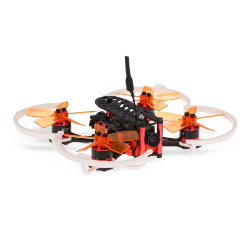 GoolRC G90 Pro 90mm 5.8G 48CH Micro FPV Brushless Racing RC Quadcopter with F3 Flight Controller - BNFRC Quadcopter<br>GoolRC G90 Pro 90mm 5.8G 48CH Micro FPV Brushless Racing RC Quadcopter with F3 Flight Controller - BNF<br><br>Blade Length: 18.2cm