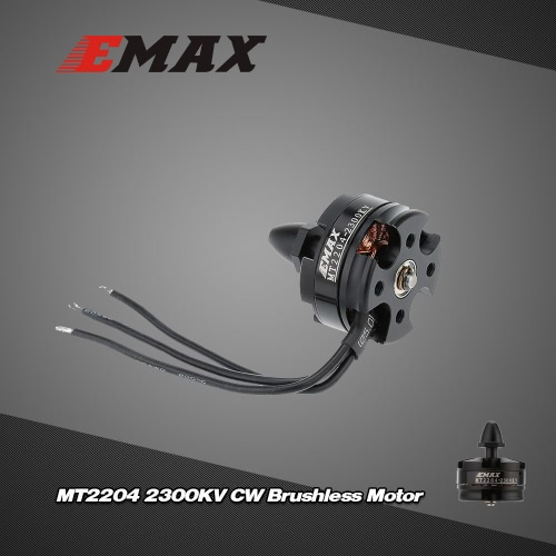Original EMAX  MT2204 2300KV CW Brushless Motor for QAV250 280 RC MulticopterMT Motors<br>Original EMAX  MT2204 2300KV CW Brushless Motor for QAV250 280 RC Multicopter<br><br>Blade Length: 9.0cm