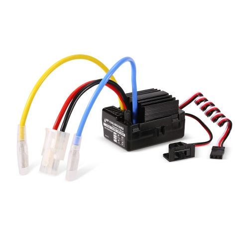 Goolrc 540 55t brushed motor with 40a esc combo for 1/10 axial...