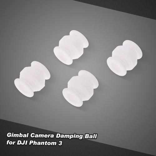 4pcs Gimbal Camera Damping Ball for DJI Phantom 3 Standard/Advanced/Professional FPV RC Quadcopter