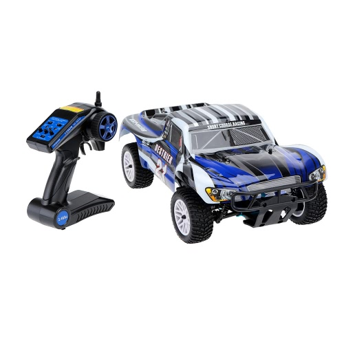 Originally HSP 94155 1/10 4WD Nitro Powered RTR Short Course Truck with 2.4GHz Transmitter RM4524