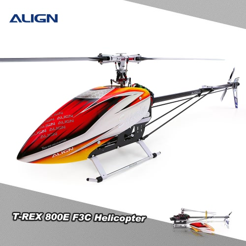 Original ALIGN Super Combo T-REX 800E F3C 6CH Flybarless System RC Helicopter
