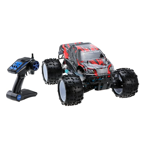 Originally HSP 94862 SAVAGERY 1/8 4WD Nitro Powered RTR Monster Truck with 2.4Ghz Transmitter RM4526