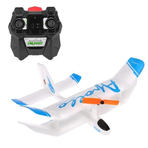 HF-Z4 2.4G 2CH 300mm Wingspan Fixed-wing Aircraft RC Airplane RTF Drone Tiny Indoor Glider Micro BiplaneRC Airplane<br>HF-Z4 2.4G 2CH 300mm Wingspan Fixed-wing Aircraft RC Airplane RTF Drone Tiny Indoor Glider Micro Biplane<br><br>Blade Length: 41.0cm