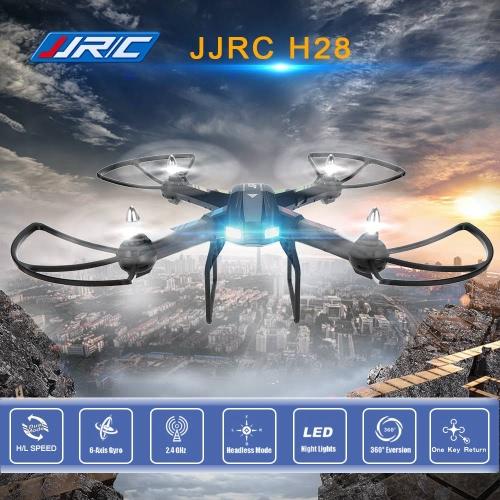 Original JJRC H28 4CH 6-Axis Gyro Removable Arms RTF RC Quadcopter with One Key Return Headless ModeJJRC Multirotor<br>Original JJRC H28 4CH 6-Axis Gyro Removable Arms RTF RC Quadcopter with One Key Return Headless Mode<br><br>Blade Length: 41.0cm