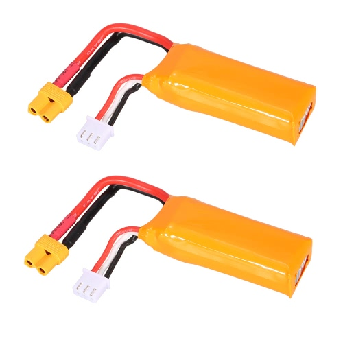 2 Pcs Original GoolRC 7.4V 2S 450mAh LiPo Battery XT30 Plug for GoolRC G90 Pro Tiny Micro 80 90 100 FPV Racing QuadcopterOther RC Battery<br>2 Pcs Original GoolRC 7.4V 2S 450mAh LiPo Battery XT30 Plug for GoolRC G90 Pro Tiny Micro 80 90 100 FPV Racing Quadcopter<br><br>Blade Length: 8.0cm