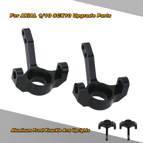 SCX10-01 Aluminum Upgrade Parts Front Knuckle