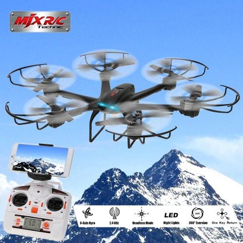 Original MJX X600 2.4G 6 Axis Gyro Wifi FPV RC Quadcopter with C4010 720P Aerial Camera SetAirplane Toys<br>Original MJX X600 2.4G 6 Axis Gyro Wifi FPV RC Quadcopter with C4010 720P Aerial Camera Set<br><br>Blade Length: 46.0cm