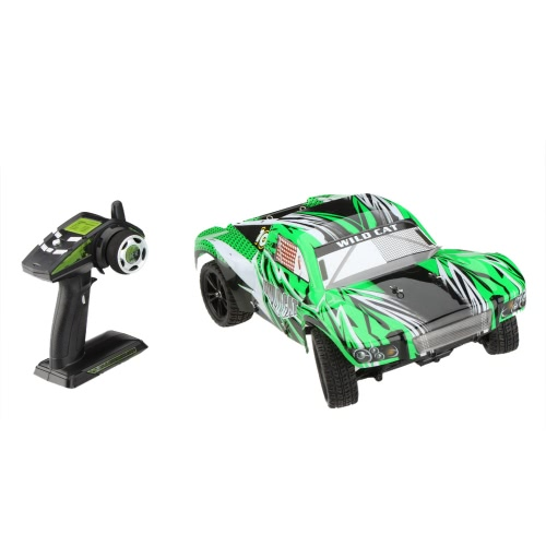 Buy YiKong Inspira E10SC-BL 1/10th Scale 4WD Electric Brushless Course Truck Car RTR