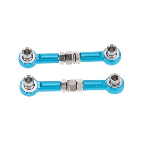 122017 Upgrade Parts Blue Aluminum Servo Linkage for HSP RC 1:10 02157 Car1/10TH RC Car Parts<br>122017 Upgrade Parts Blue Aluminum Servo Linkage for HSP RC 1:10 02157 Car<br><br>Blade Length: 5.0cm