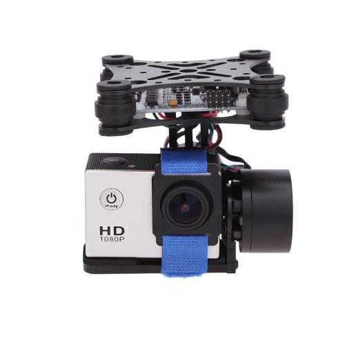 Buy CNC Brushless Gimbal Camera Mount Motor & Controller FPV PTZ Gopro3 3+ DJI Phantom ST-303