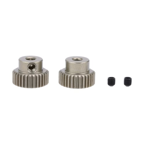 2pcs 64DP 30T Pinion Motor Gear for RC Car Brushed Brushless MotorOther Car Parts<br>2pcs 64DP 30T Pinion Motor Gear for RC Car Brushed Brushless Motor<br><br>Blade Length: 9.0cm
