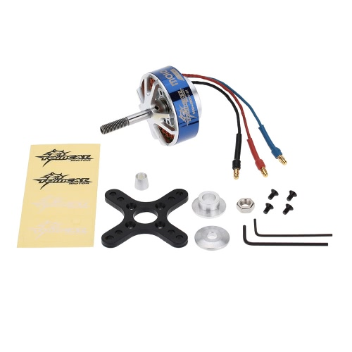 TOMCAT TC-M-5010-1-KV430 9T CCW Thread Brushless Outrunner Motor for RC Multi Rotor CopterMotor<br>TOMCAT TC-M-5010-1-KV430 9T CCW Thread Brushless Outrunner Motor for RC Multi Rotor Copter<br><br>Blade Length: 11.0cm