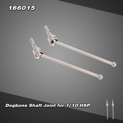 166015 Upgrade Part Stainless Steel Drive Shafts Joint for 1/10 HSP Off-road Buggy RC Car