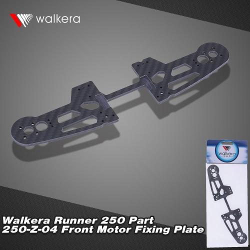 Original Walkera Runner 250 FPV Quadcopter Parts Runner 250-Z-04 Front Motor Fixed Plate от Tomtop.com INT