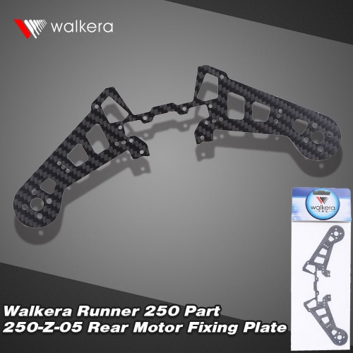 Original Walkera Runner 250 FPV Quadcopter Parts Runner 250-Z-05 Rear Motor Fixed Plate от Tomtop.com INT