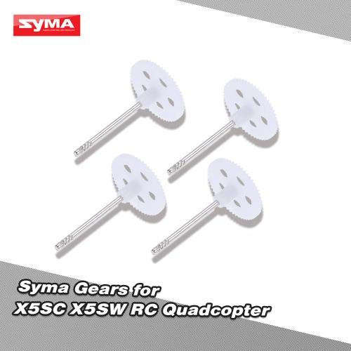 4 Pcs Original Syma X5SC/X5SW Part Gears for Syma X5SC X5SW RC QuadcopterSyma Multicopter Parts<br>4 Pcs Original Syma X5SC/X5SW Part Gears for Syma X5SC X5SW RC Quadcopter<br><br>Blade Length: 11.0cm