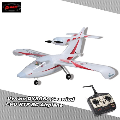 Dynam DY8968 Seawind Amphibious EPO 1220mm 4CH 2.4GHz RTF RC AirplaneRC Airplane<br>Dynam DY8968 Seawind Amphibious EPO 1220mm 4CH 2.4GHz RTF RC Airplane<br><br>Blade Length: 116.0cm