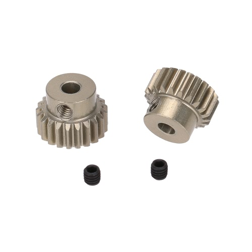 GoolRC 2Pcs 48DP 3.175mm 21T Pinion Motor Gear for 1/10 RC Car Brushed Brushless MotorOther Car Parts<br>GoolRC 2Pcs 48DP 3.175mm 21T Pinion Motor Gear for 1/10 RC Car Brushed Brushless Motor<br><br>Blade Length: 10.0cm