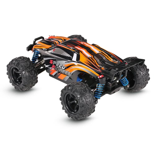 Original pxtoys no.9302 speed pioneer 1/18 2.4ghz 4wd off-road truggy high speed...