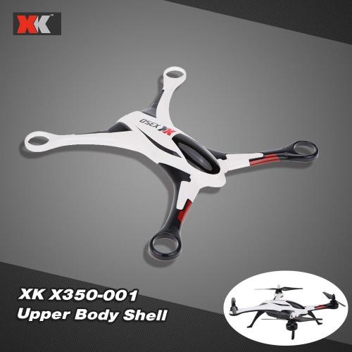Original XK X350-001 Upper Body Shell for XK X350 RC QuadcopterAirplane Toys Parts<br>Original XK X350-001 Upper Body Shell for XK X350 RC Quadcopter<br><br>Blade Length: 34.0cm