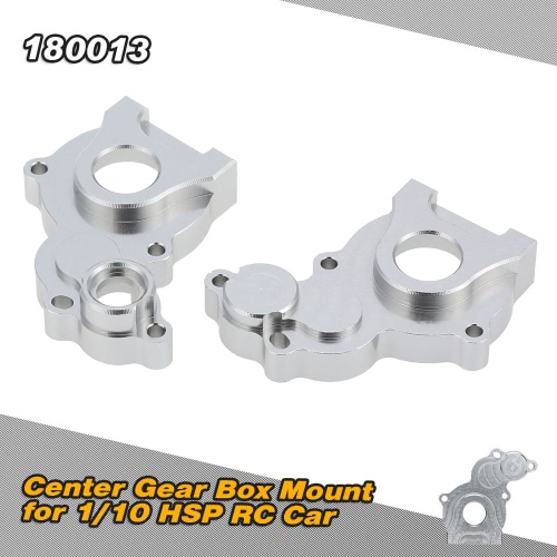 180013 Modified Parts Center Gear Box Mount (Shell Only) for 1/10 HSP 94180 Off-road Crawler RC Car1/10TH RC Car Parts<br>180013 Modified Parts Center Gear Box Mount (Shell Only) for 1/10 HSP 94180 Off-road Crawler RC Car<br><br>Blade Length: 9.0cm