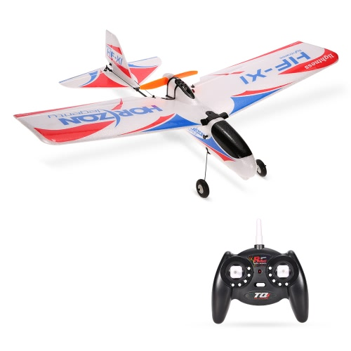 HF-X1 2.4G 4CH Remote Control Glider 600mm Wingspan EPP RC Airplane Aircraft RTFRC Airplane<br>HF-X1 2.4G 4CH Remote Control Glider 600mm Wingspan EPP RC Airplane Aircraft RTF<br><br>Blade Length: 63.0cm