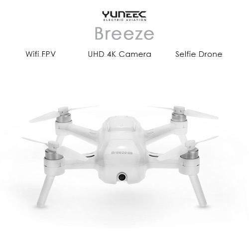 Yuneec Breeze Wifi FPV Selfie Drone