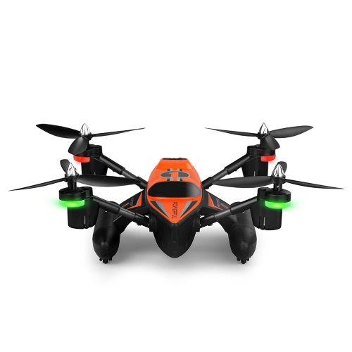 WLtoys Q353 2.4G Aeroamphibious Drone Air Land Sea Mode 3 in 1 RC Quadcopter - BlackRC Quadcopter<br>WLtoys Q353 2.4G Aeroamphibious Drone Air Land Sea Mode 3 in 1 RC Quadcopter - Black<br><br>Blade Length: 53.0cm