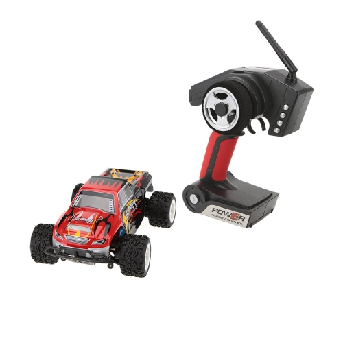 Original WLtoys A212 1/24 2.4G Electric Brushed 4WD RTR RC Monster TruckWLtoys Car<br>Original WLtoys A212 1/24 2.4G Electric Brushed 4WD RTR RC Monster Truck<br><br>Blade Length: 37.0cm