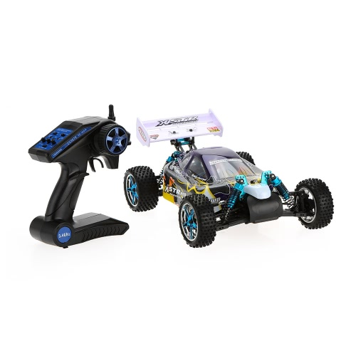 Originally HSP 94107PRO 1/10 4WD Electronic Powered Brushless Motor RTR Off-Road Buggy & 2.4GHz Transmitter RM4522EU