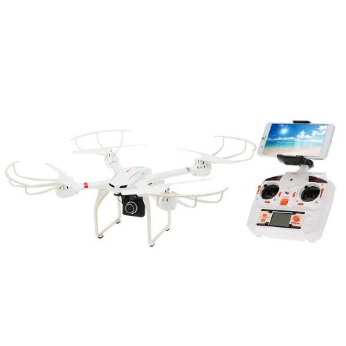 Original MJX X101 2.4G 4CH 6 Axis Gyro Wifi FPV RC Quadcopter with MJX C4008 720P Aerial Camera ComponentsAirplane Toys<br>Original MJX X101 2.4G 4CH 6 Axis Gyro Wifi FPV RC Quadcopter with MJX C4008 720P Aerial Camera Components<br><br>Blade Length: 33.8cm