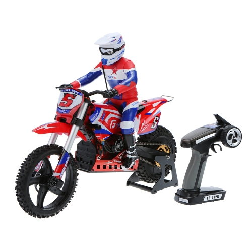 Original SKYRC SR5 1/4 Scale Dirt Bike Super Stabilizing Electric RC Motorcycle Brushless RTR RC ToysOther Toys<br>Original SKYRC SR5 1/4 Scale Dirt Bike Super Stabilizing Electric RC Motorcycle Brushless RTR RC Toys<br><br>Blade Length: 65.0cm