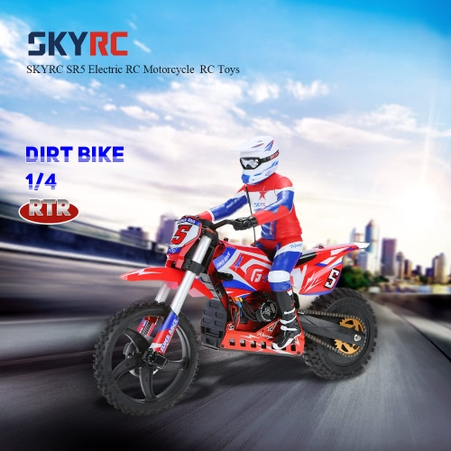 Original SKYRC SR5 1/4 Scale Dirt Bike