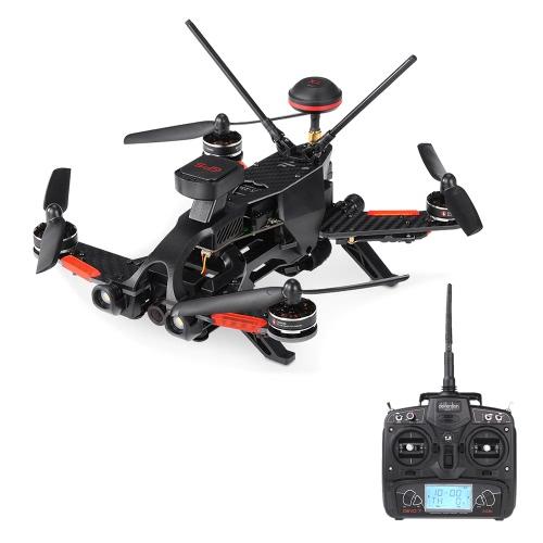 Walkera Runner 250 PRO 5.8G FPV Racing Drone RC Quadcopter - RTF - EU PlugWalkera Multicopter<br>Walkera Runner 250 PRO 5.8G FPV Racing Drone RC Quadcopter - RTF - EU Plug<br><br>Blade Length: 47.0cm