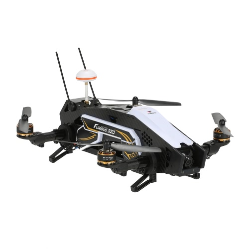 Original Walkera Furious 320 GPS Version FPV Racing Drone BNF RC Quadcopter with OSD 1080P HD CameraWalkera Multicopter<br>Original Walkera Furious 320 GPS Version FPV Racing Drone BNF RC Quadcopter with OSD 1080P HD Camera<br><br>Blade Length: 50.8cm